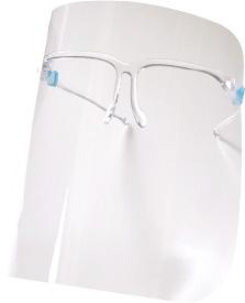 メガネ型フェイスガード